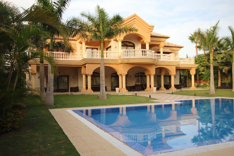 VILLA TRAVERTINO - guadalmina