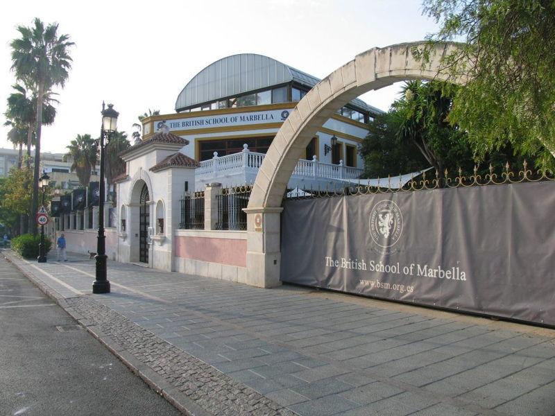 BSM - BRITISH SCHOOL