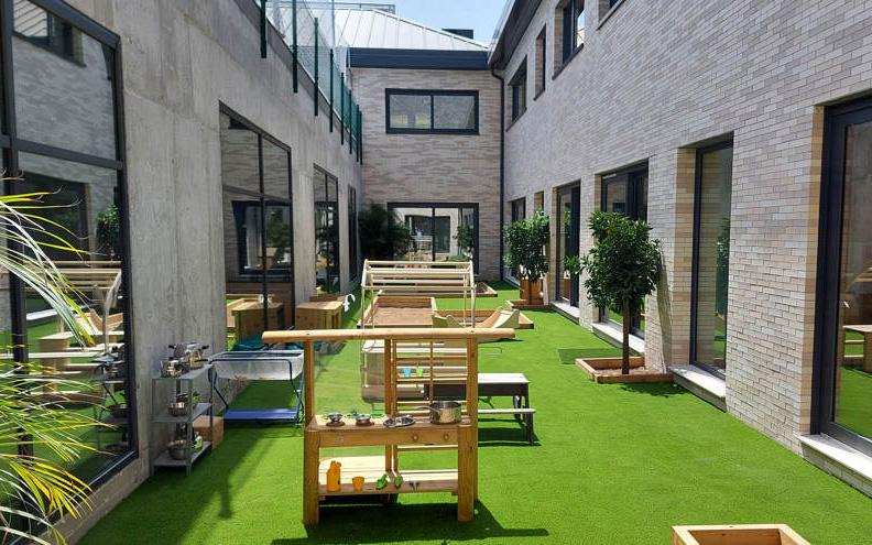proyecto patio