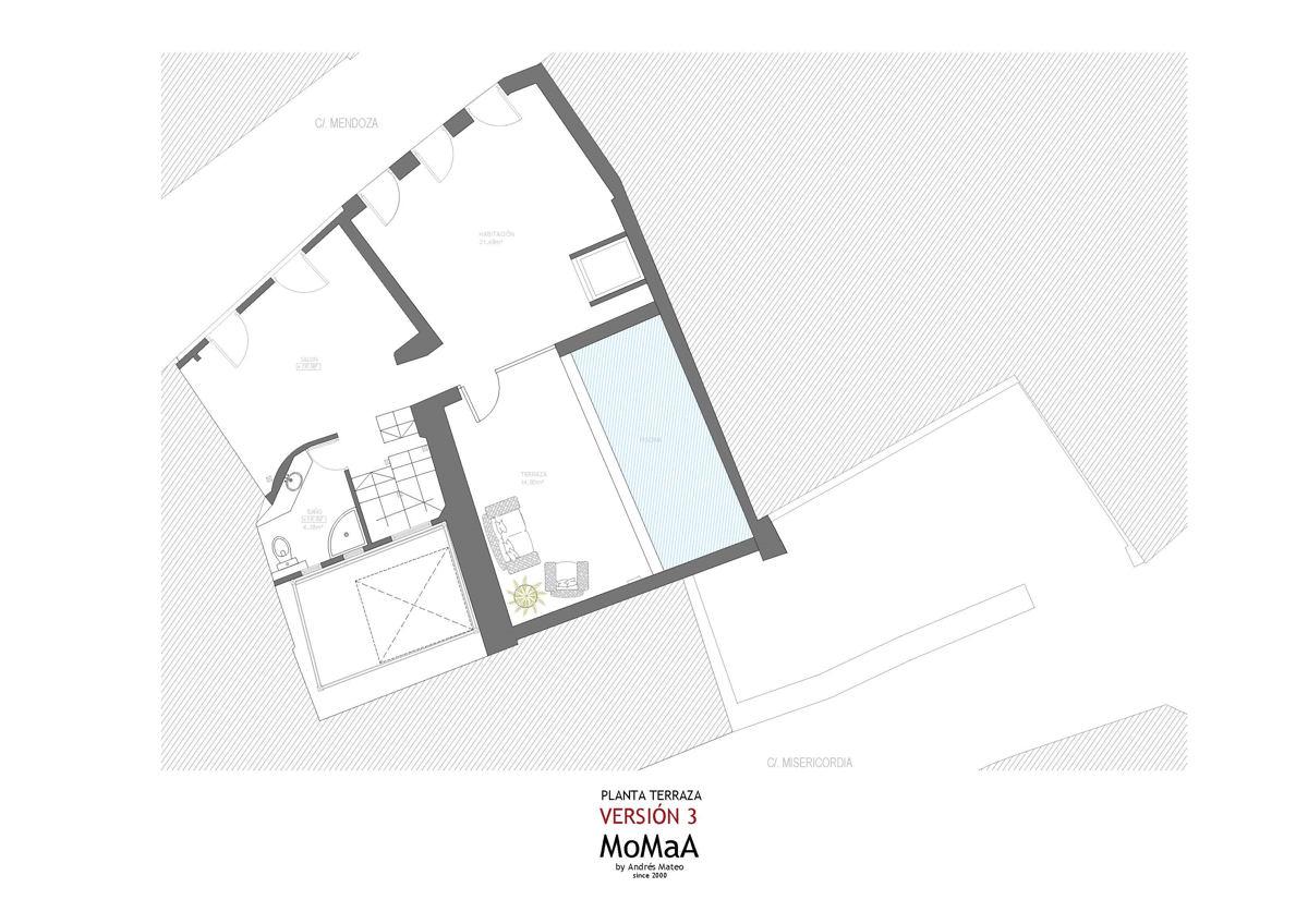 planta-segunda-casco-histórico-marbella