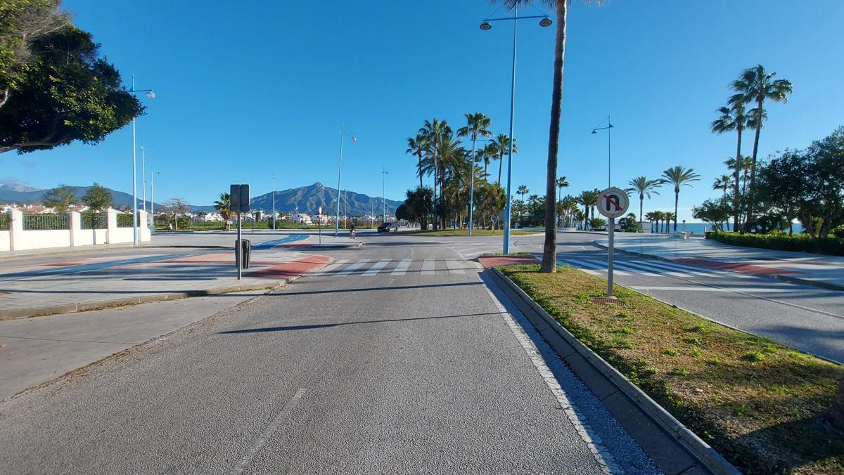 Paseo Marítimo San Pedro Alcántara