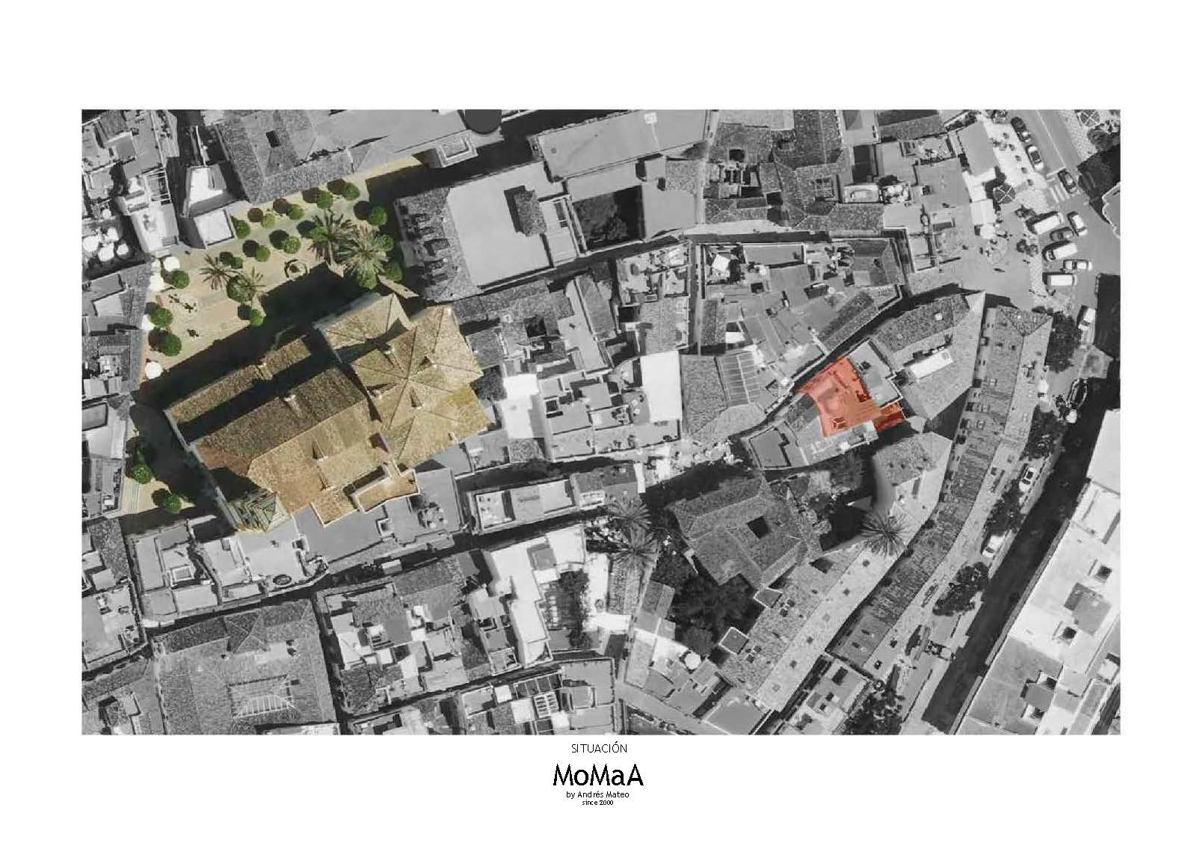 proyecto-tres-patios-casco-antiguo-marbella-emplazamiento