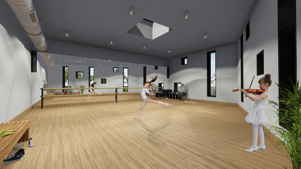 2. aula interior 1
